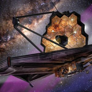 NASA's New Flagship Astronomy Mission: The James Webb Space Telescope
