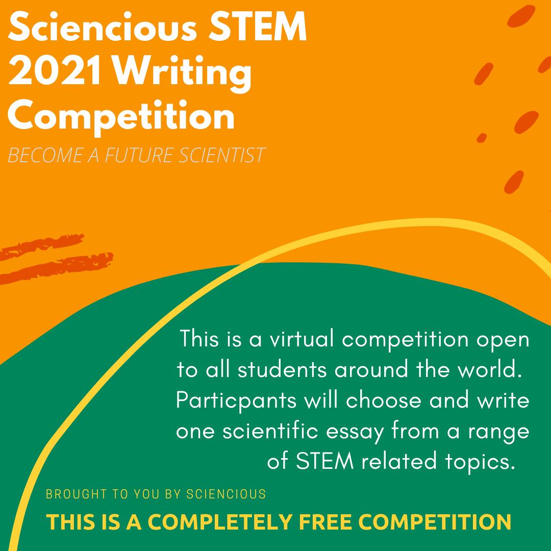 International STEM Writing Competition